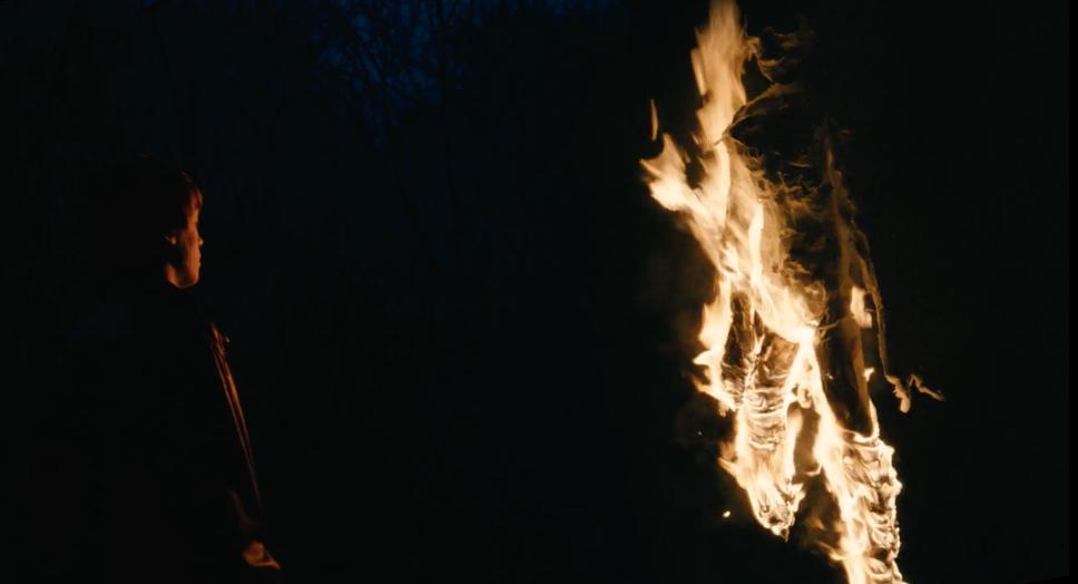 Burning Boy